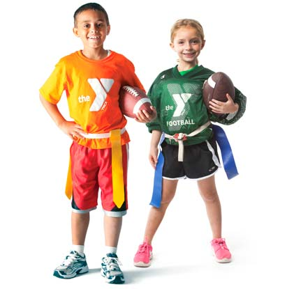 childrens flag football